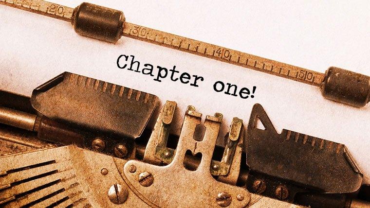 starting your novel