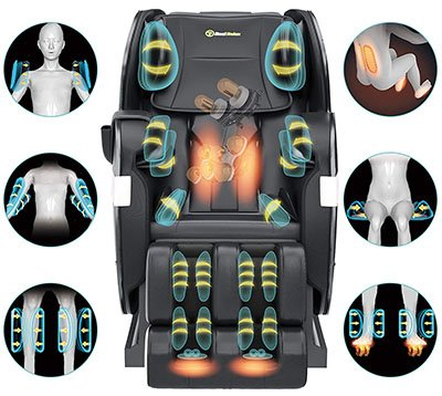 Real Relax Massage Chair - 2